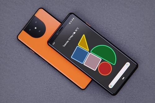 谷歌Pixel5价格曝光:售价约4400元,9月25日发布