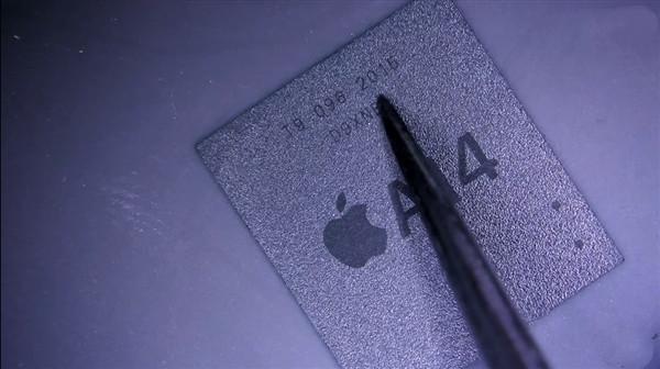 苹果A14芯片曝光,今年4月已经量产