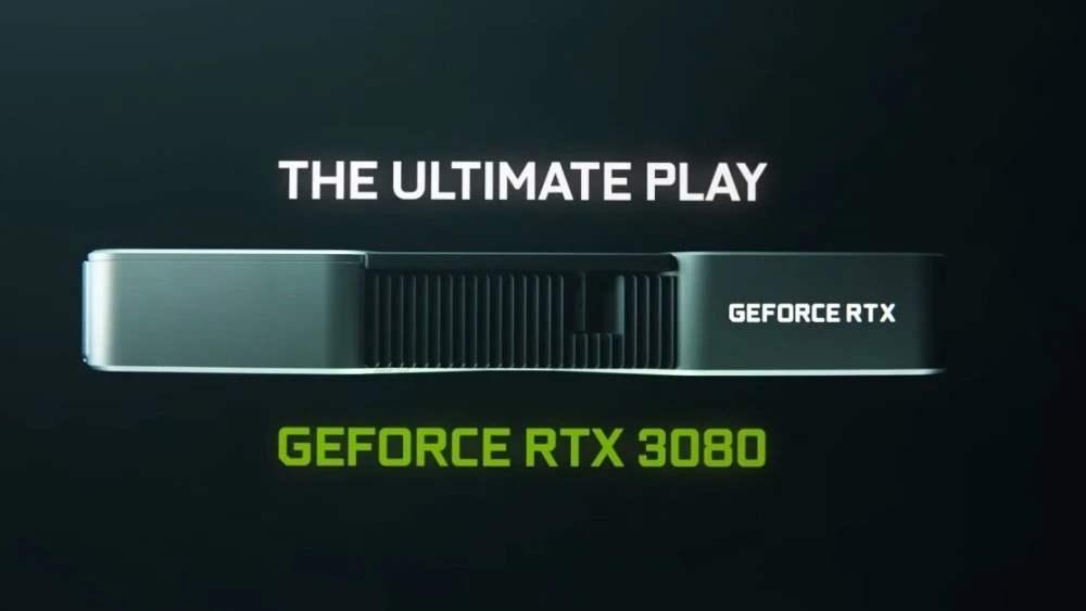 英伟达RTX 3080跑分曝光:比RTX 2080Ti快60%