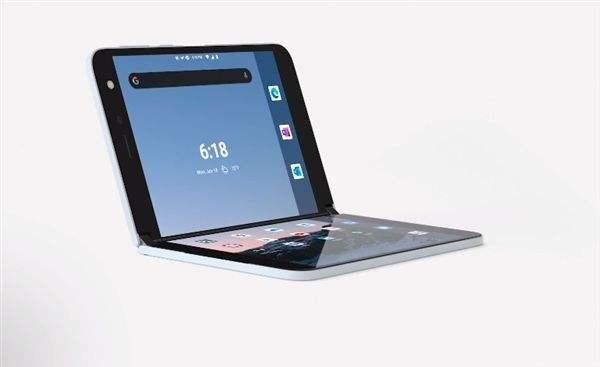 Surface Duo预计明年进入海外市场,但依旧存在变数