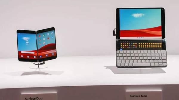 Surface Duo搭载骁龙855处理器,将在明年上市其他地区