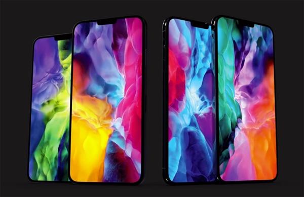 iphone12s曝光:不是真全面屏,仅支持4G