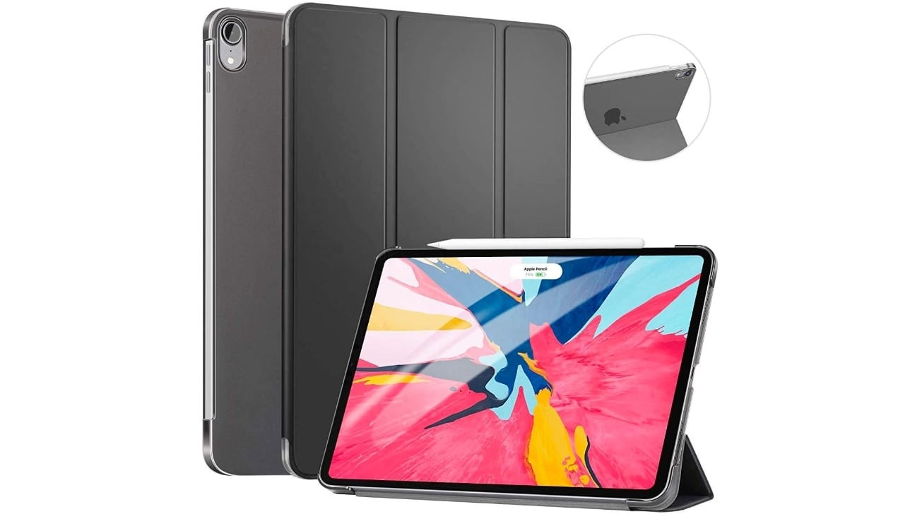 iPad Air 4明日发布,配件商曝光保护套外观接近iPad Pro