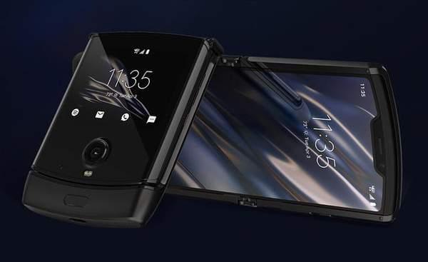 摩托罗拉折叠手机razr价格预估:1万元左右