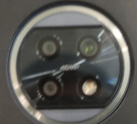 Redmi Note10渲染图曝光:相机设计新颖