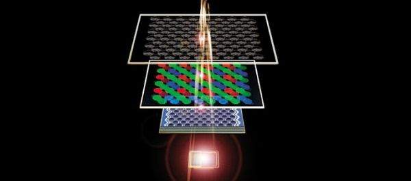 vivo推出RGBW阵列传感器,进光量提升160%