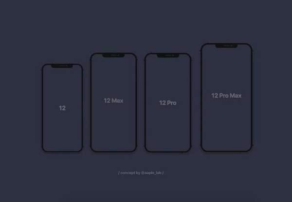 传iPhone12备货8000万台,这是要和华为Mate40抢市场?