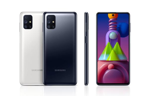 三星Galaxy M51最新消息:搭载骁龙730G处理器