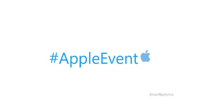 推特上线Apple Event话题,暗示iPhone12发布会即将举行