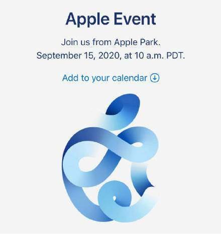 苹果新品发布会定档9月15日,iphone12终于来了!