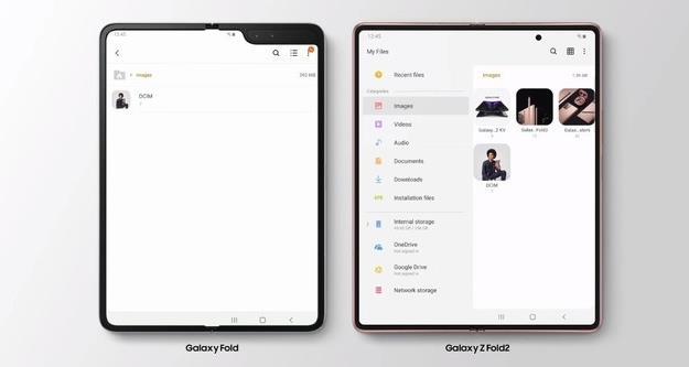 三星Galaxy Z Fold2国行版即将发布,采用隐形铰链设计