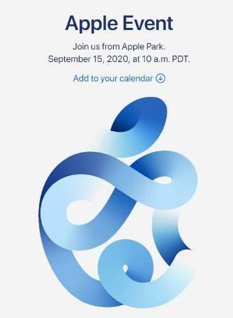 全新AppleWatch/iPadAir官宣:将于9月16日正式发布