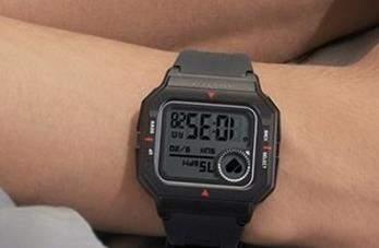 Amazfit Neo智能手表首发:复古设计价格279元