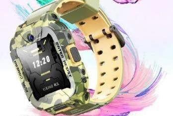 360儿童手表S2领航探索版上架:TPU迷彩外观价格899元