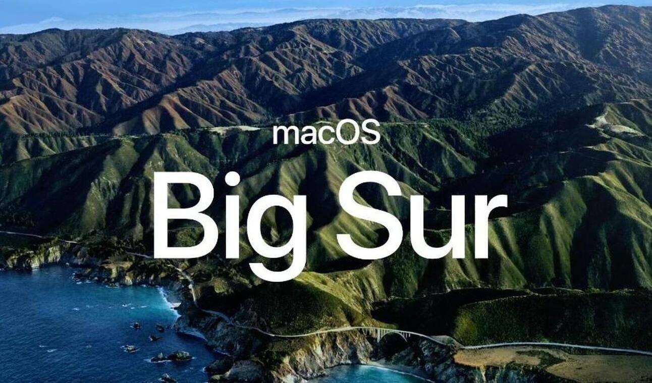 苹果macOS11 BigSur公测版Beta3发布,尚不稳定谨慎更新