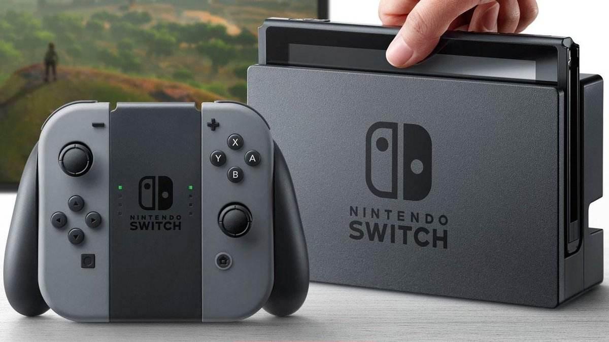 任天堂Switch主机增产20%,本财年目标3000万台