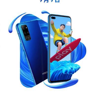 荣耀Play4 Pro幻影蓝新色上市,限时优惠到手价2699元!