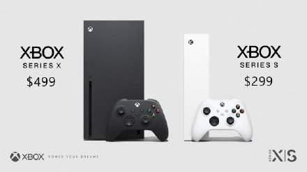 Xbox Series X/S发售时间价格曝光!