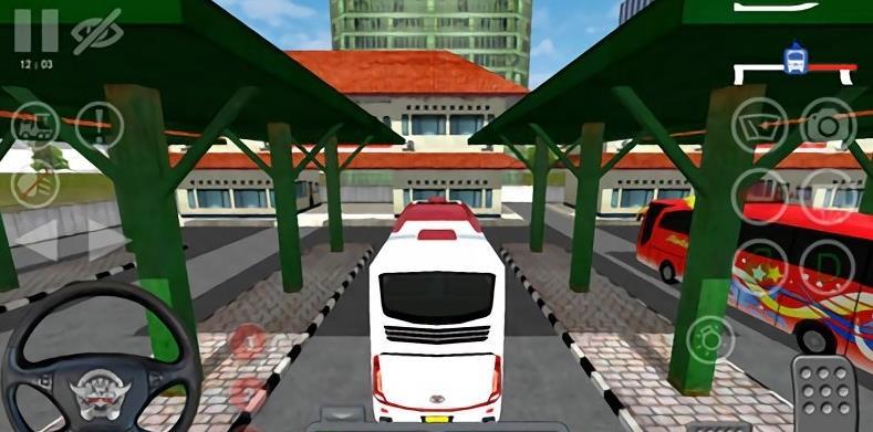 印尼巴士模拟器无限金币中文版图2