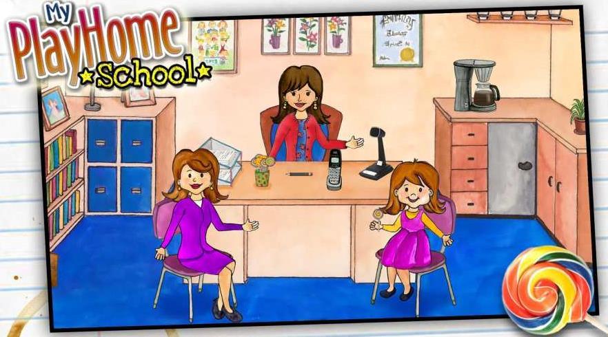 娃娃屋校园最新版图3