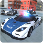 警车模拟驾驶游戏破解版