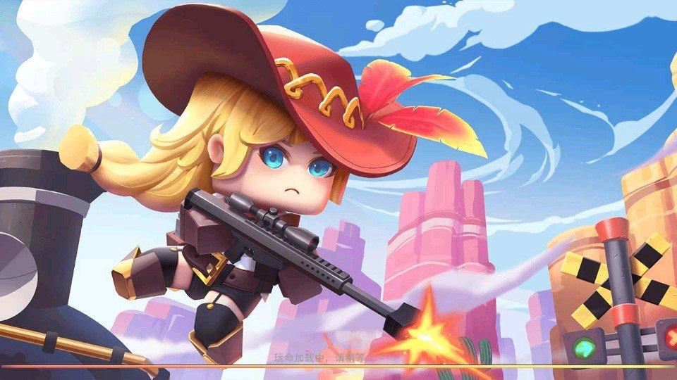 迷你世界枪战精英破解版图3