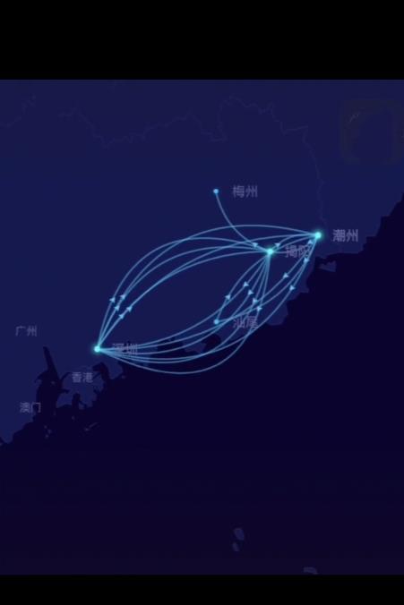 抖音出行轨迹图2