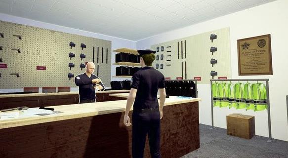 警察模拟器手机版图3
