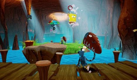 海绵宝宝比奇堡的冒险手机版图2