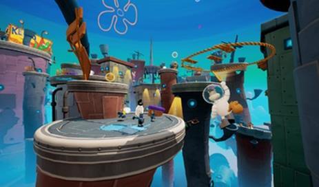 海绵宝宝比奇堡的冒险手机版图4