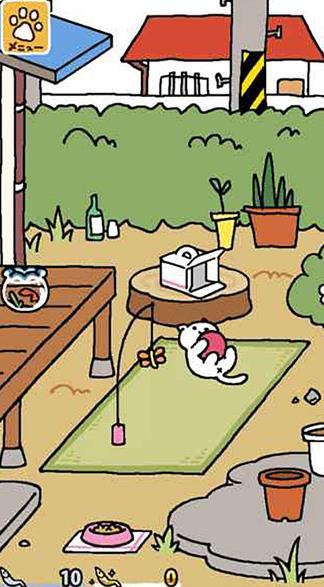 猫咪后院破解版图1