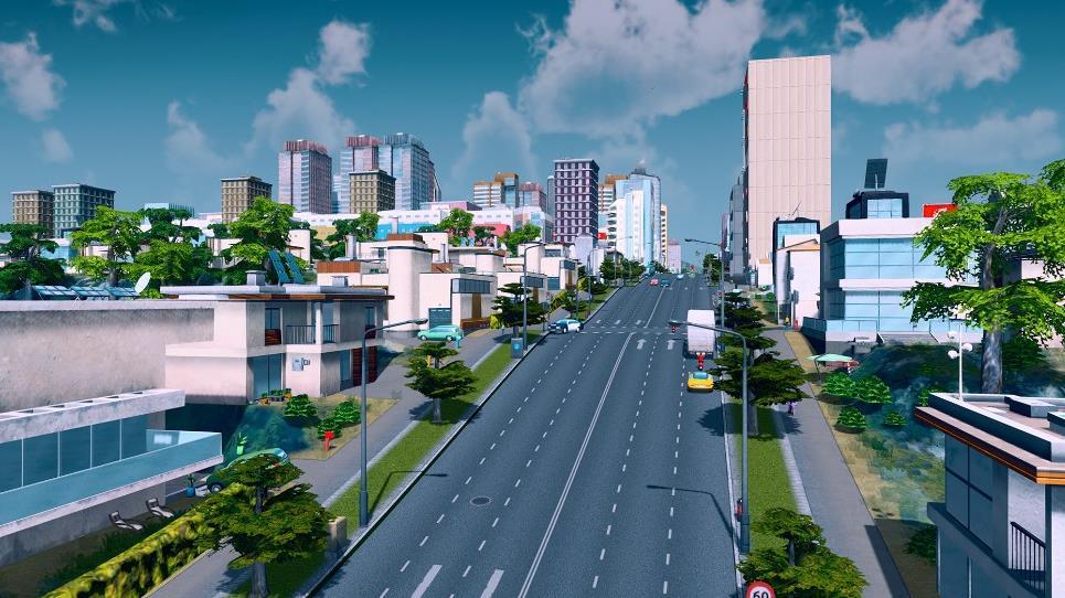 都市天际线手机版图2