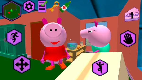 小猪佩奇主题乐园破解版图4