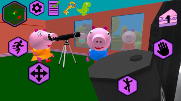 小猪佩奇主题乐园破解版图2